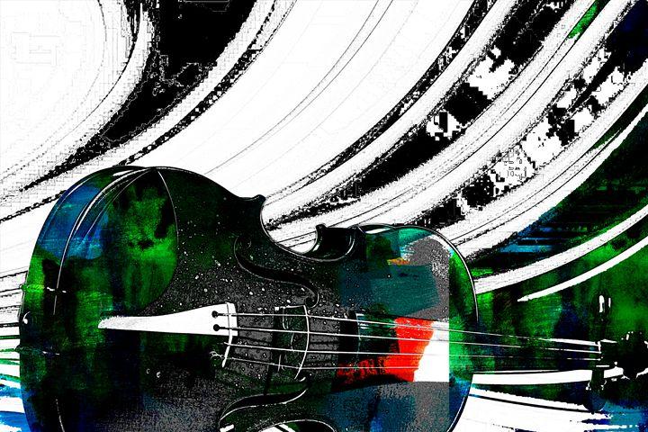 Violin Music 1346. 487 - M K Miller III