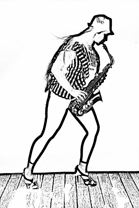 Saxophone Music 5550.192 - M K Miller III