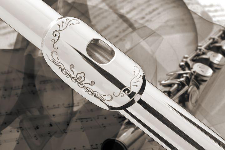 Flute 3442.01 - M K Miller III