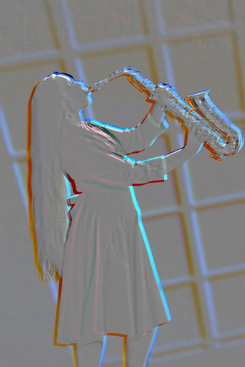 Saxophone Music 5550.124 - M K Miller III