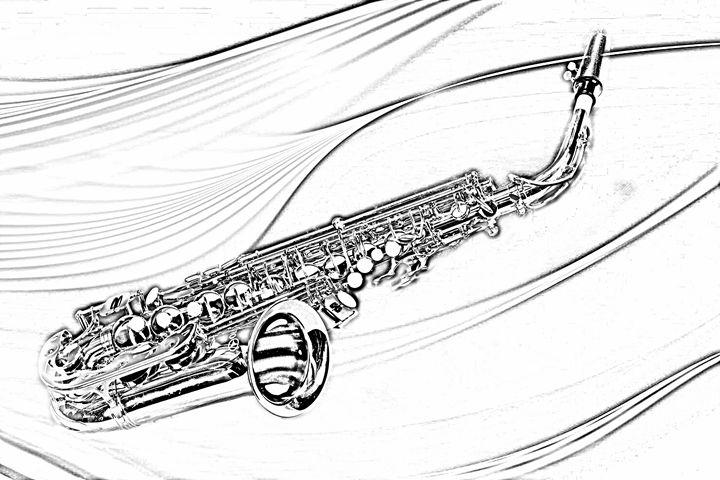 Saxophone Music 5550.207 - M K Miller III