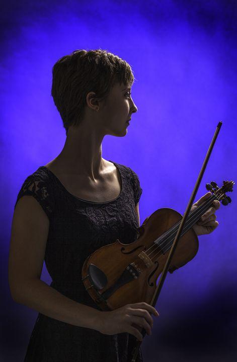 Violin Music 1346. 321 - M K Miller III