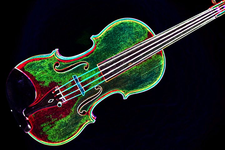 Violin Music 1346. 401 - M K Miller III