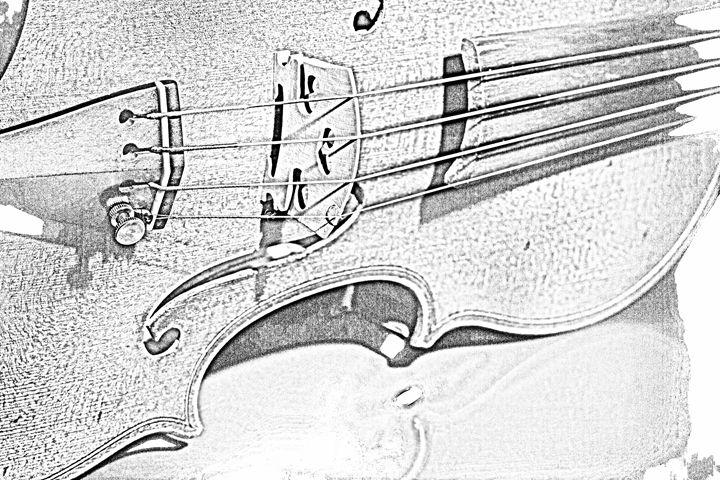 Violin Music 1346. 420 - M K Miller III
