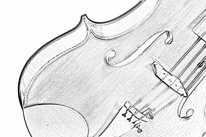 Violin Music 1346. 421 - M K Miller III