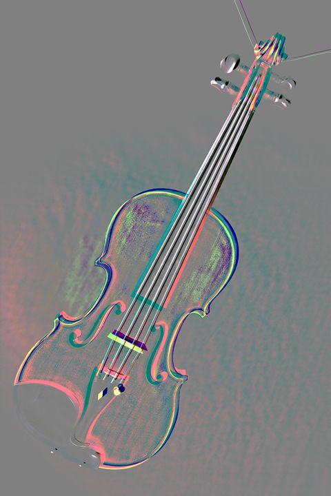 Violin Music 1346. 455 - M K Miller III