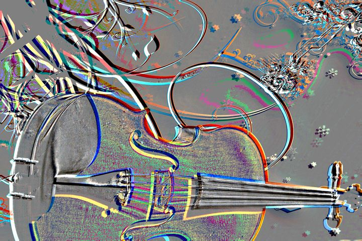 Violin Music 1346. 457 - M K Miller III