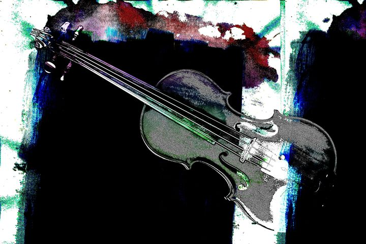 Violin Music 1346. 507 - M K Miller III