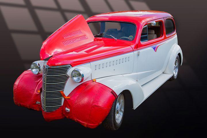 5515.03 1938 Chevrolet Sedan - M K Miller III