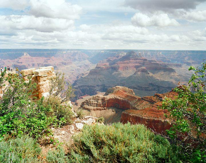 Grand Canyon  5545.96 - M K Miller III