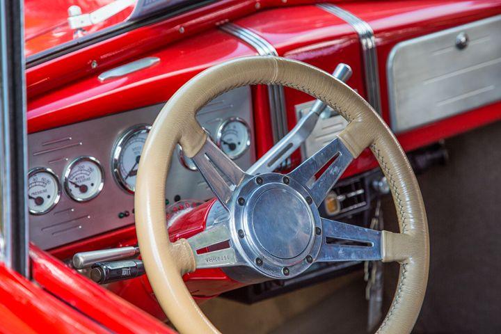 5515.11 1938 Chevrolet Sedan - M K Miller III