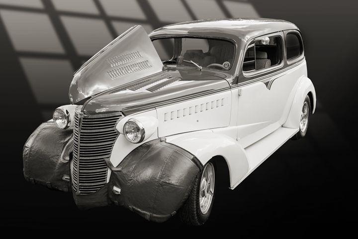 5515.52 1938 Chevrolet Sedan - M K Miller III