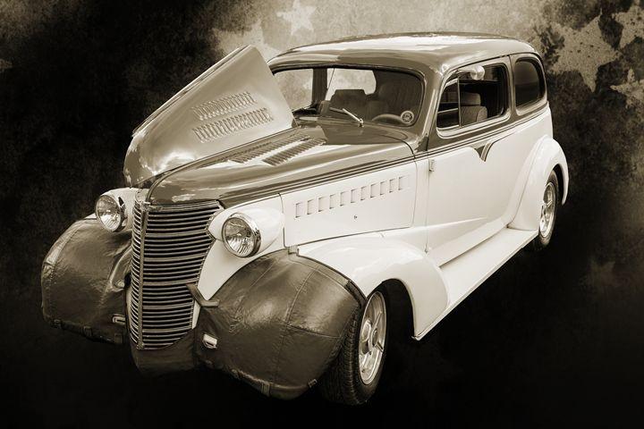 5515.53 1938 Chevrolet Sedan - M K Miller III