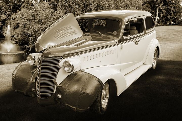 5515.56 1938 Chevrolet Sedan - M K Miller III