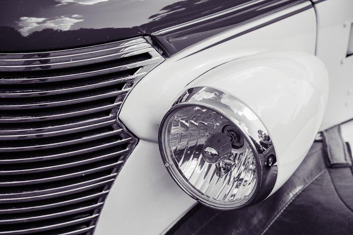 5515.59 1938 Chevrolet Sedan - M K Miller III