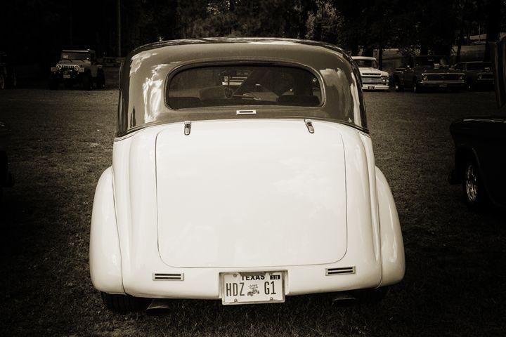 5515.61 1938 Chevrolet Sedan - M K Miller III