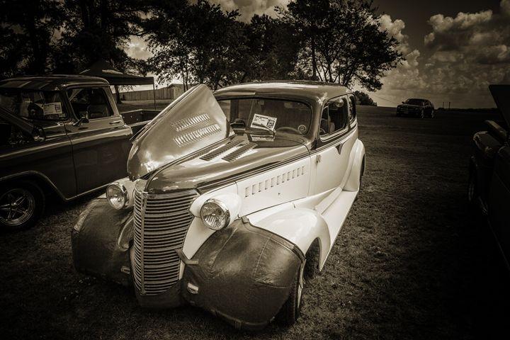 5515.62 1938 Chevrolet Sedan - M K Miller III