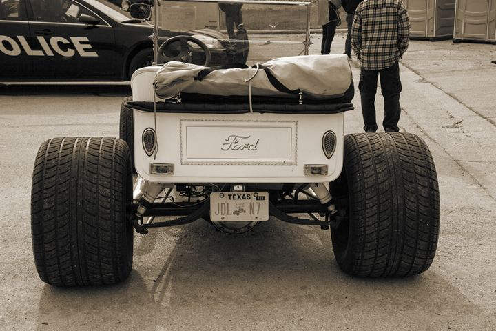 1923 Ford T-Bucket Vintage Classic C - M K Miller III