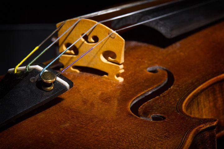 Violin 5548..003 - M K Miller III