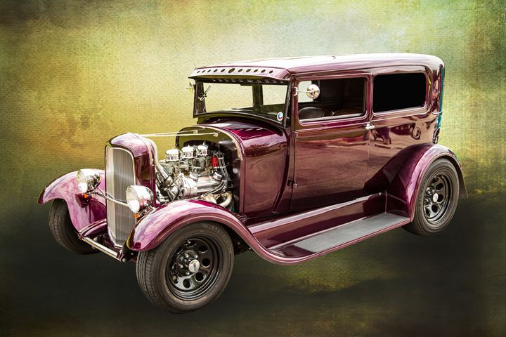 1929 Ford Model A 5511.03 - M K Miller III