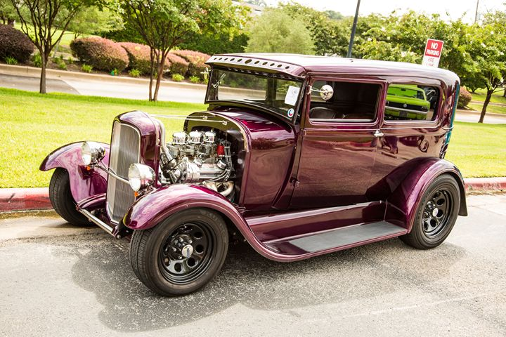 1929 Ford Model A 5511.06 - M K Miller III