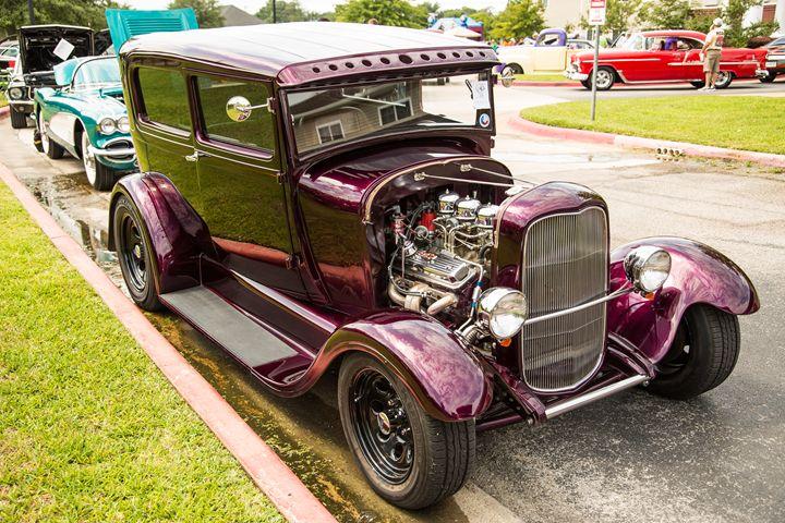 1929 Ford Model A 5511.09 - M K Miller III