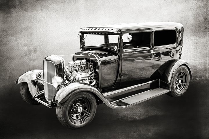 1929 Ford Model A 5511.52 - M K Miller III