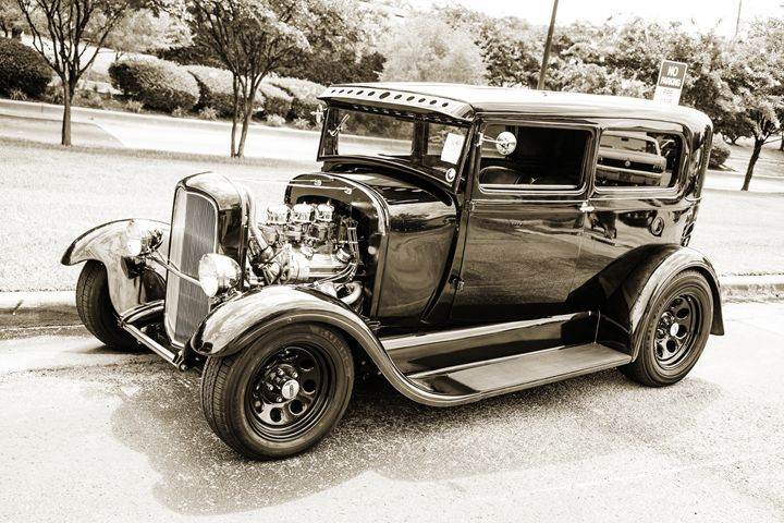 1929 Ford Model A 5511.55 - M K Miller III