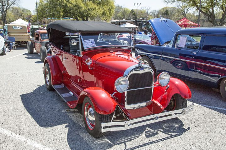 1929 Ford Phaeton Classic Car 3501 - M K Miller III