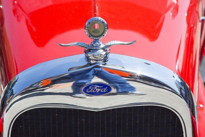 1929 Ford Phaeton Classic Car 3503 - M K Miller III