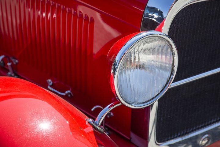 1929 Ford Phaeton Classic Car 3507 - M K Miller III