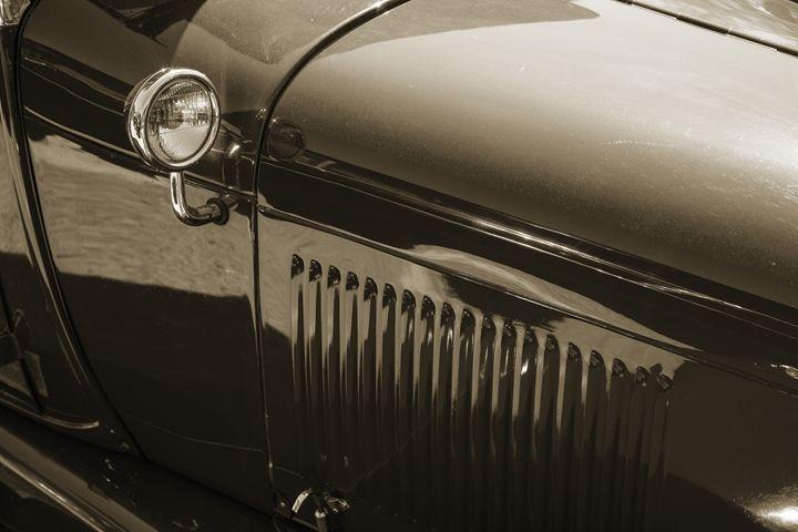 1929 Ford Phaeton Classic Car 3512 - M K Miller III