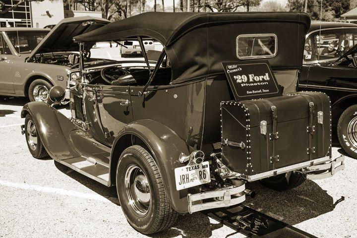 1929 Ford Phaeton Classic Car 3518 - M K Miller III