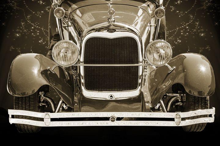 1929 Ford Phaeton Classic Car 3520 - M K Miller III