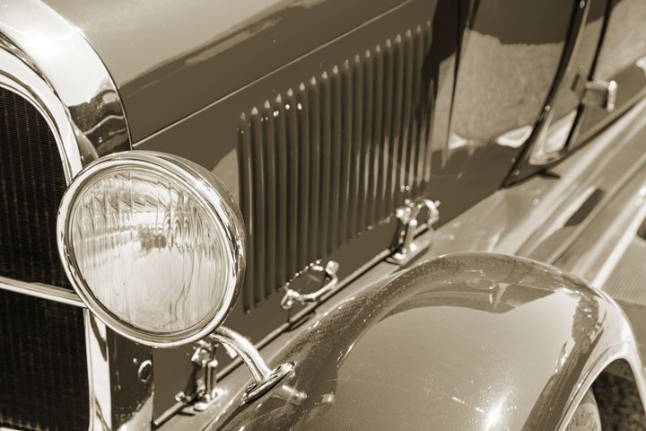 1929 Ford Phaeton Classic Car 3522 - M K Miller III