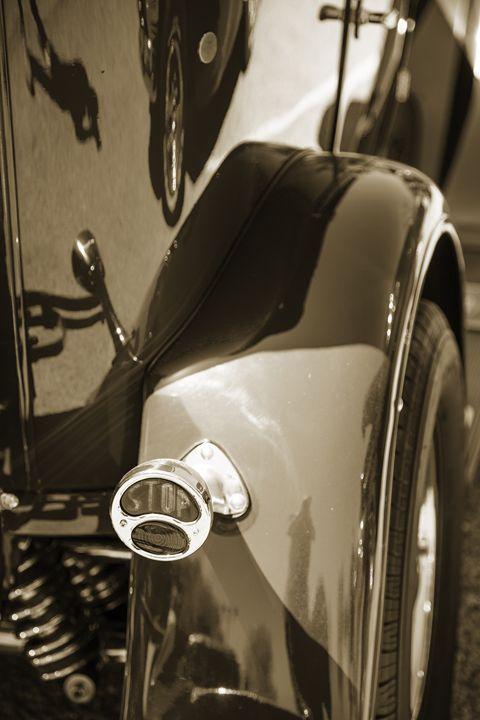 1929 Ford Phaeton Classic Car 3528 - M K Miller III
