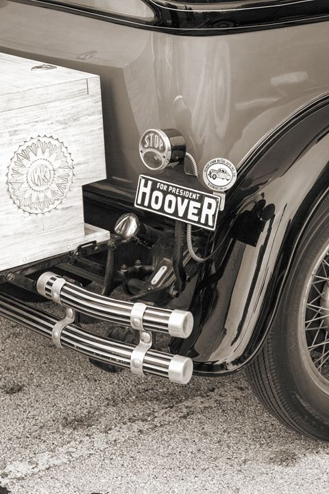 1929 Willys Knight Classic Car 4538 - M K Miller III