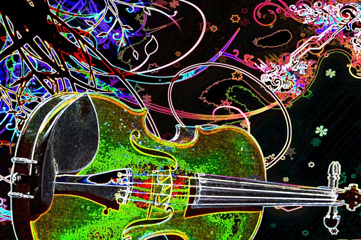 Violin Music 1346. 378 - M K Miller III