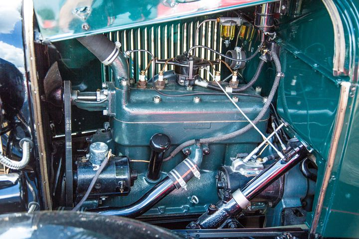 1930 Ford Stakebed Truck 5512.07 - M K Miller III
