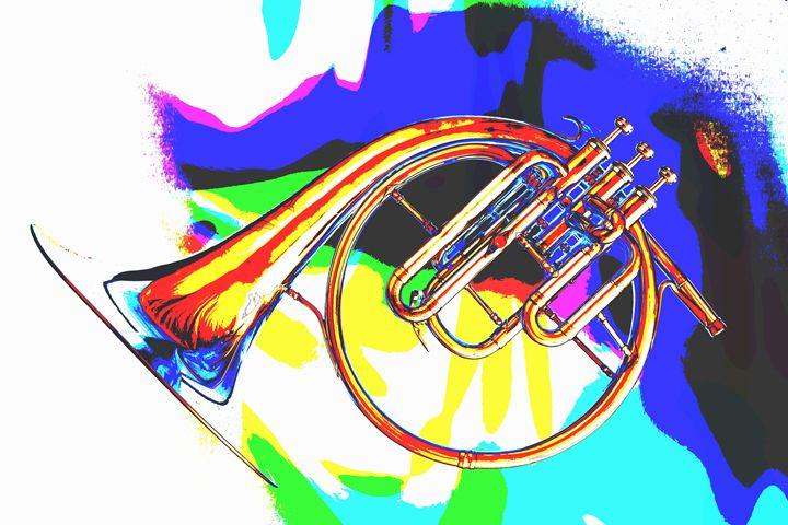 French Horn Music 5560.031 - M K Miller III