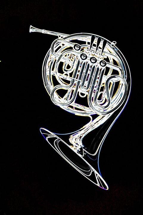 French Horn Music 5560.040 - M K Miller III