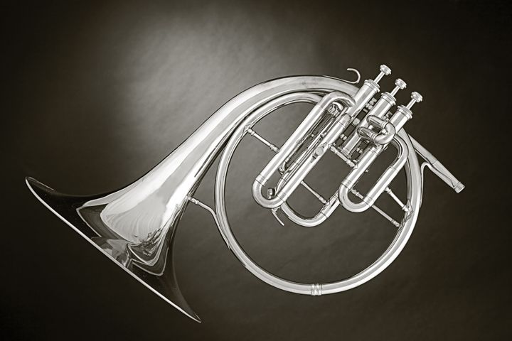 French Horn Music 5560.043 - M K Miller III