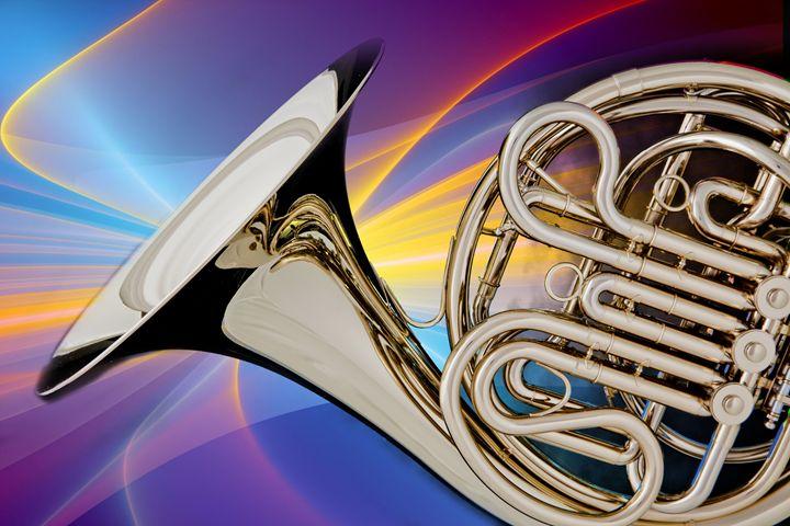 French Horn Music 5560.048 - M K Miller III