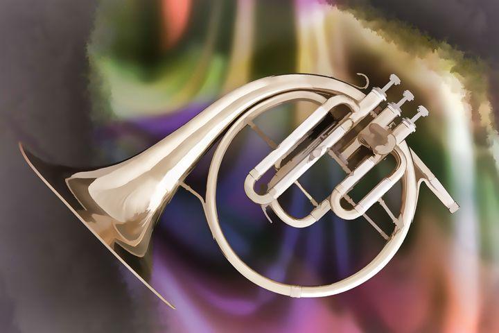 French Horn Music 5560.050 - M K Miller III