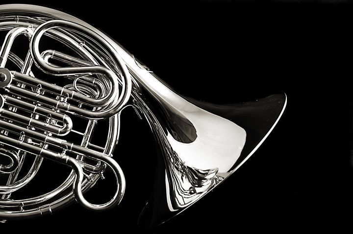 French Horn Music 5560.001 - M K Miller III