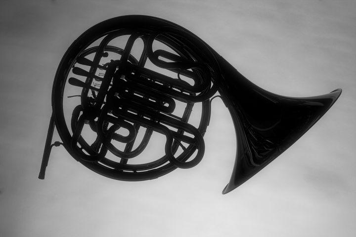 French Horn Music 5560.003 - M K Miller III