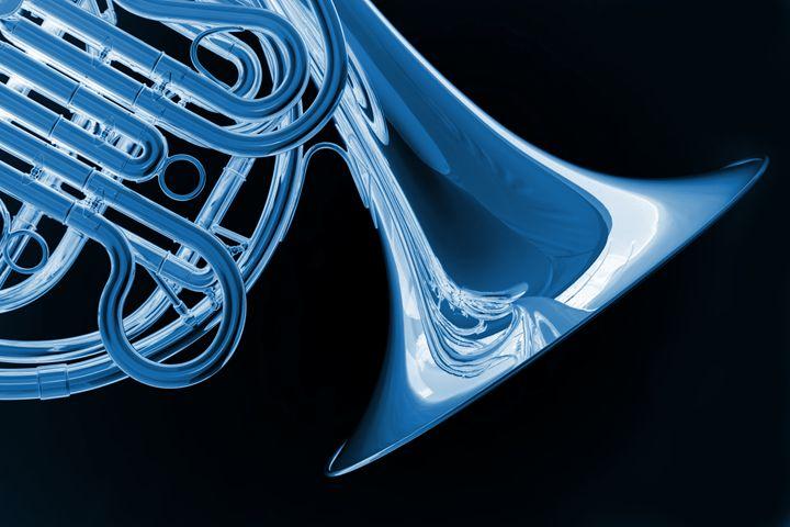 French Horn Music 5560.005 - M K Miller III