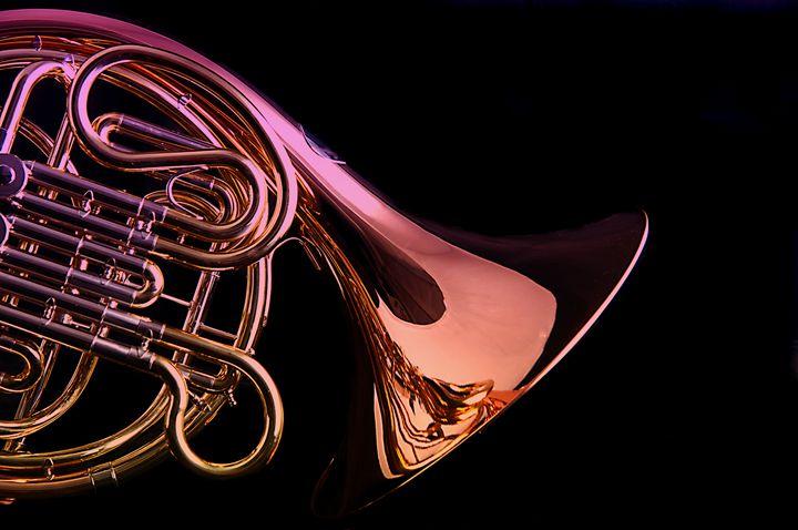 French Horn Music 5560.007 - M K Miller III