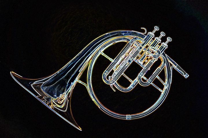 French Horn Music 5560.013 - M K Miller III