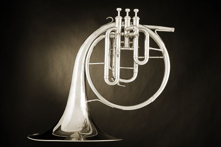 French Horn Music 5560.014 - M K Miller III